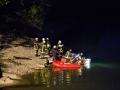 2018 Einsatz KW 16 Bootseinsatz Rhein