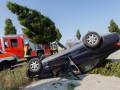 2020 Unfall Überschlag PKW