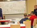 10.05.2016 Lampertheim Lampertheim Lokales / Feuerwehr Lampertheimgemeinsame Übung Technische Einsatzleitung Kr. Bergstraße (TEL), GW-IuK und ELW2
