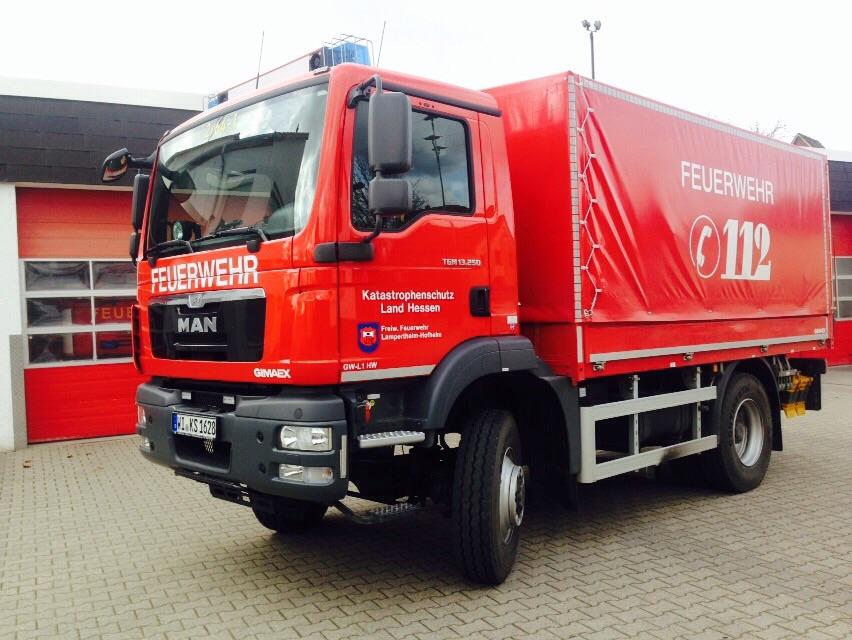 gerätewagen logistik hochwasserschutz gwl1 hw