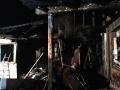 Nachlöscharbeiten Wohnhausbrand (3)