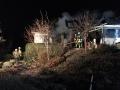 Nachlöscharbeiten Wohnhausbrand (5)
