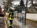 brennt Mülltonne (2)