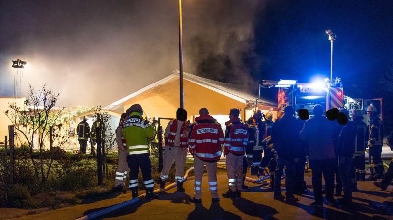 Gebäudebrand (1)
