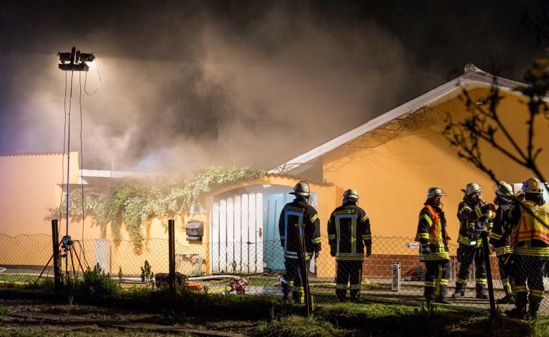Gebäudebrand (2)