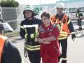 2018 Katastrophenschutzübung Fa. Dest