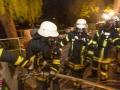 14.04.2016 Lampertheim Feuerwehr Übung Hallenbad