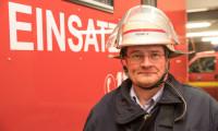 01.03.2018   Lampertheim Lokales / Stadtbrandinspektor Klaus Reiber
