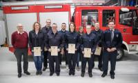 22.03.2018 Lampertheim - Hüttenfeld  Lampertheim Lokales / Jahreshauptversammlung der Einsatzabteilung der FFW Hüttenfeld im Feuerwehrhaus